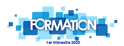 Planning des formations du 1er trimestre 2020
